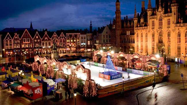 Mercados Navideños Holanda