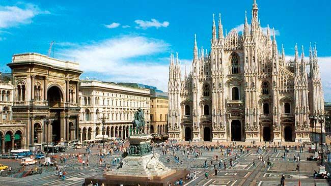 Fin de semana en Milán